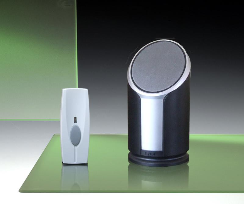 200m Loud Portable Wireless Chime Kit