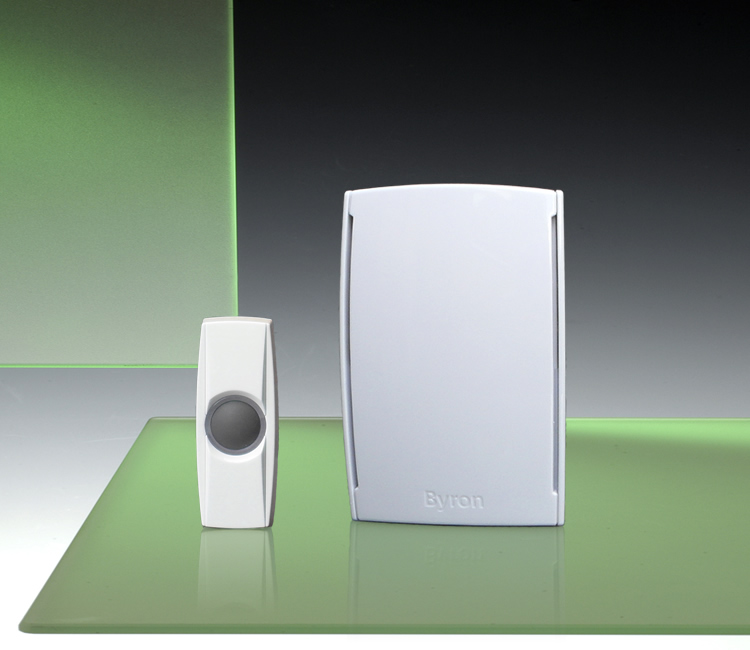 Byron By501 Wireless Portable Doorbell Kit