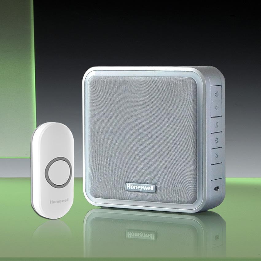 Honeywell 200m Recordable Doorbell Kit,