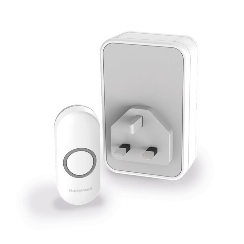 plug in wireless doorbell plug in doorbell lowes