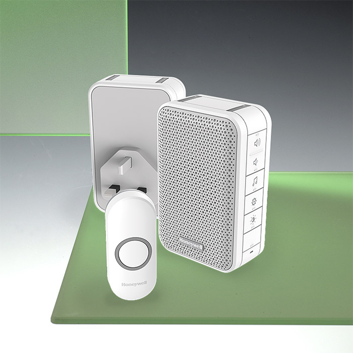 Jacob Jensen 150m Wirefree Doorchime Kit