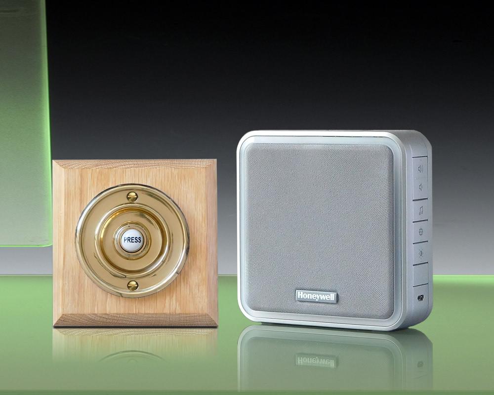 Ring Wireless Video Door Bell Bronze