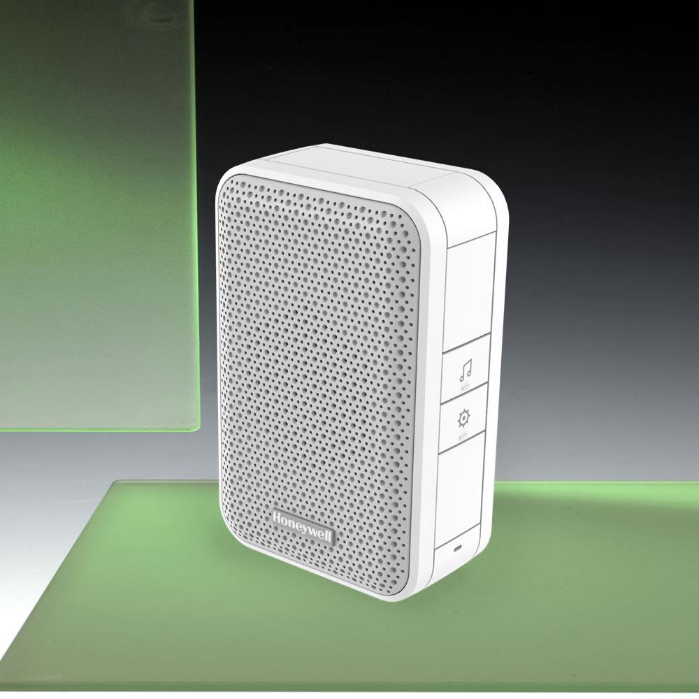 Beau Honeywell (Friedland) Wired Doorbell Kit,White [DW311S]